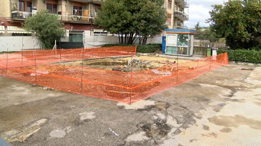atripalda anfiteatro romano