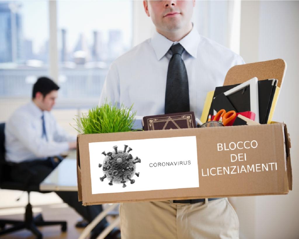 """""""l'italia è una repubblica fondata sul lavoro"""", blocco dei licenziamenti"""