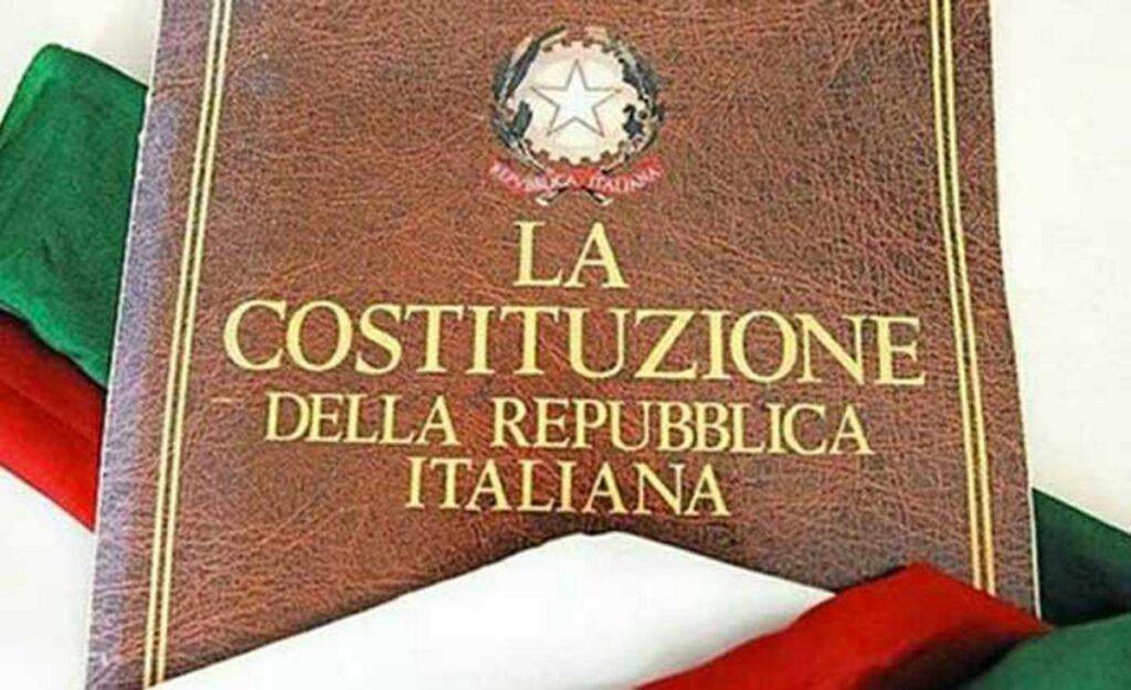 2 giugno, costituzione