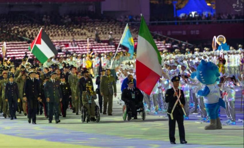 Giochi Olimpici militari Wuhan