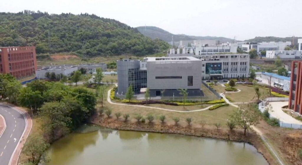 la cina è vicina, laboratorio di Wuhan