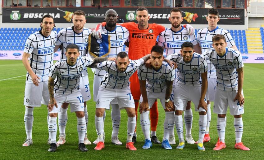 festa dell'inter campione d'Italia