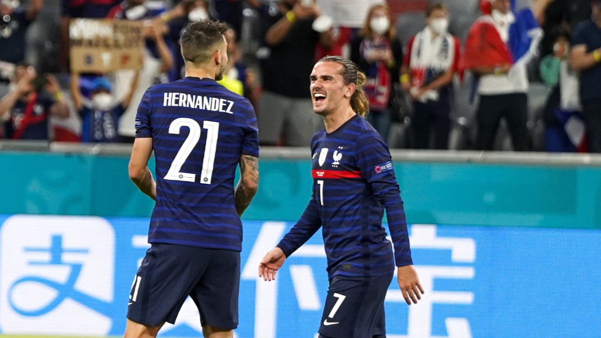 Euro2020 Francia Germania