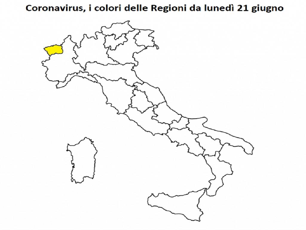 gettata la mascher(in)a, italia in zona bianca