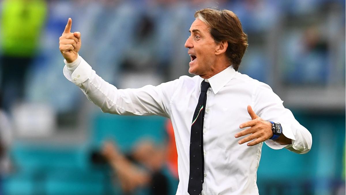 Nazionale Mancini Euro 2020