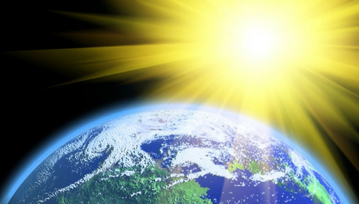 riscaldamento della terra