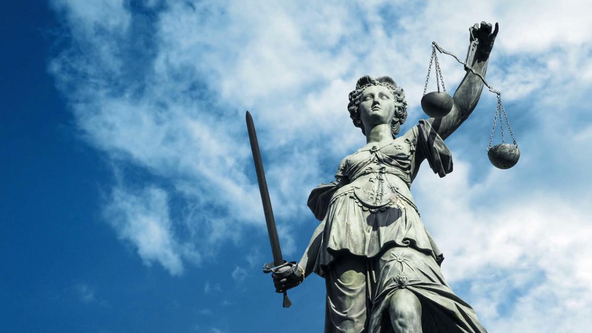 giustizia e governo, bilancia della giustizia