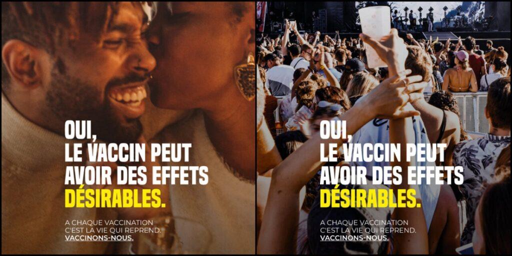 obbligo vaccinale, campagna di sensibilizzazione in francia