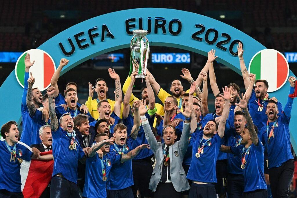 notti magiche, italia campione d'europa