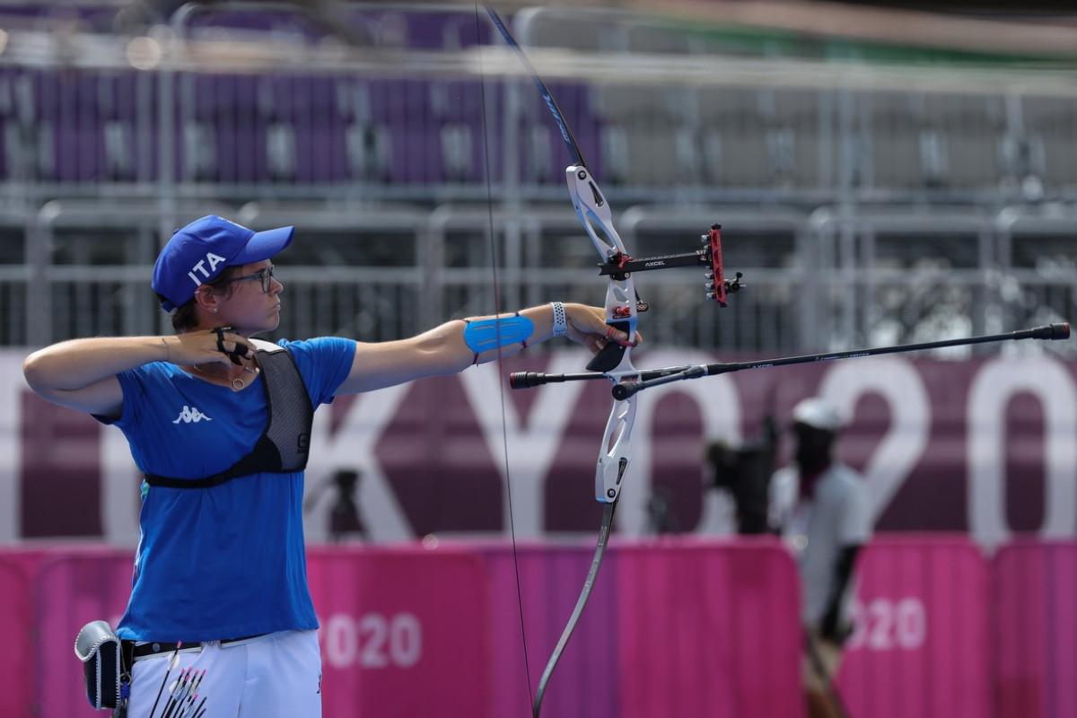 Lucilla Boari conquista il bronzo nel tiro con l'arco alle Olimpiadi di Tokyo 2020
