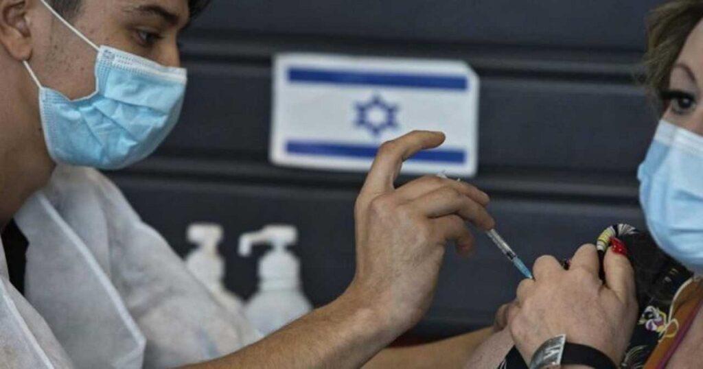 vaccinazione in israele
