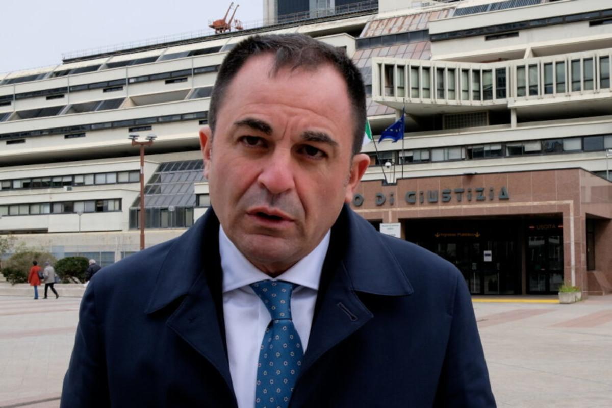 L'avvocato Erich Grimaldi