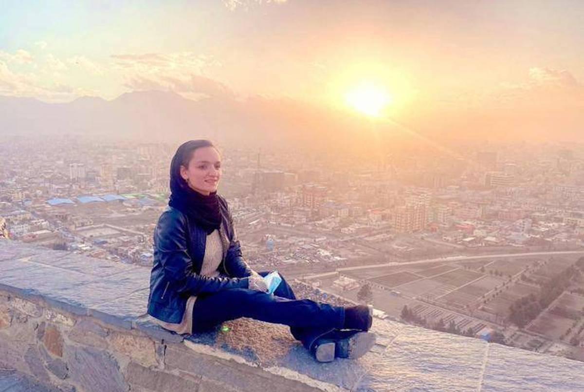 Zarifa Ghafari, sindaca in Afghanistan