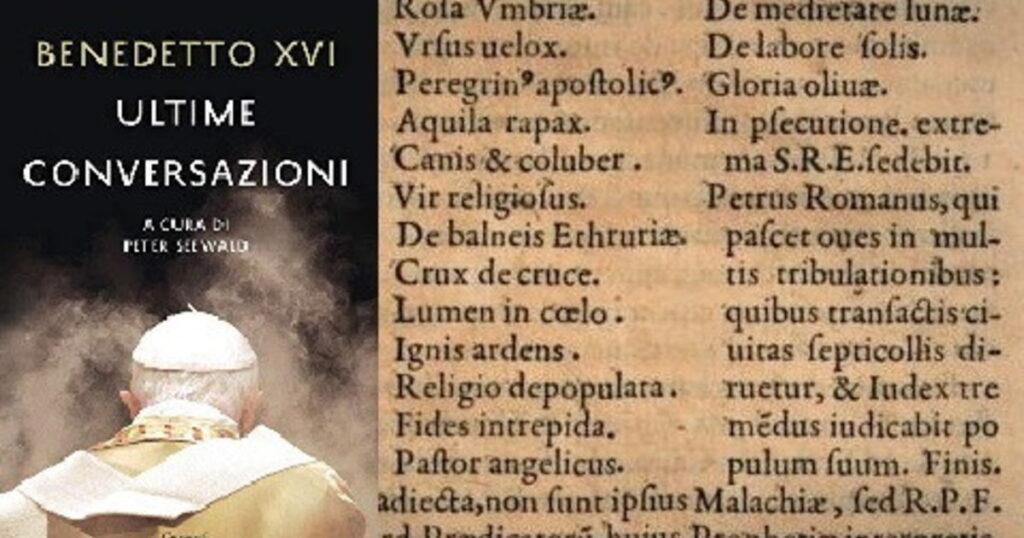 benedetto xvi, profezia di malachia