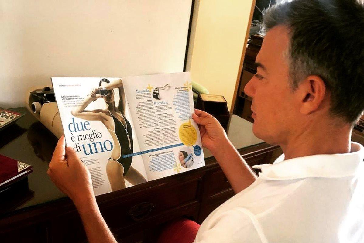 Dott. Antonio Distefano, chirurgo plastico