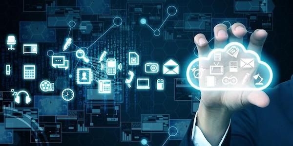 Immagine di digitalizzazione tecnologica