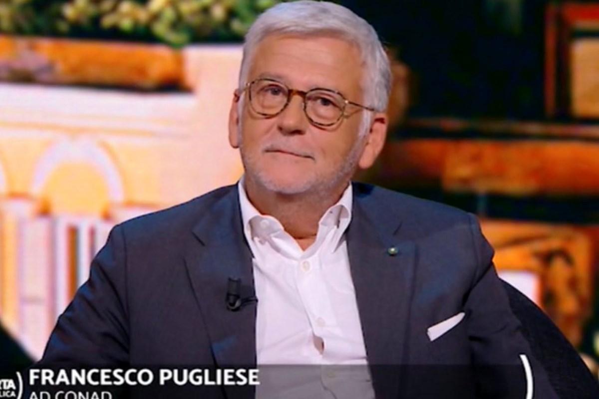 Francesco Pugliese, AD della Conad
