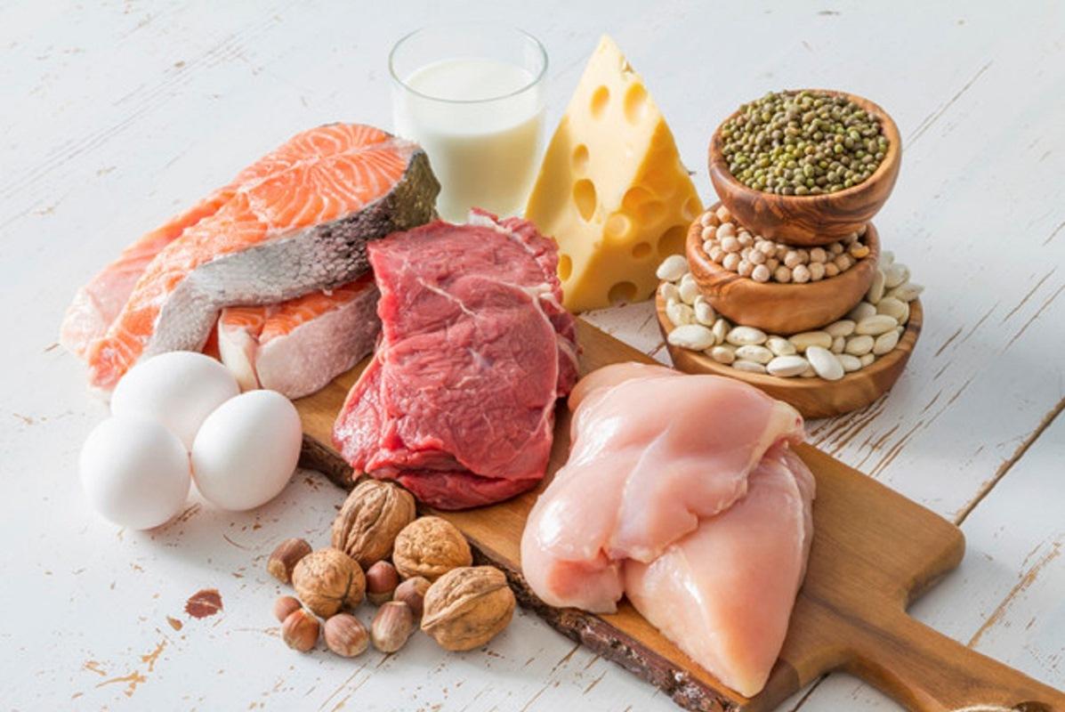 Dieta chetogenica, proteine