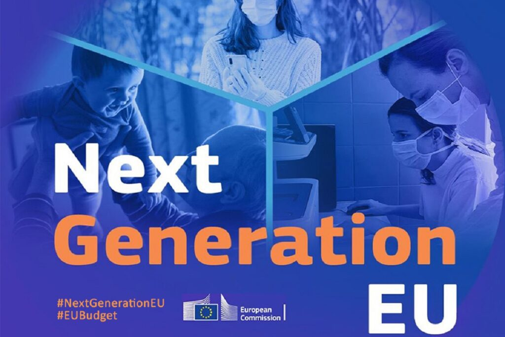 piano nazionale di ripresa e resilienza, next generation eu
