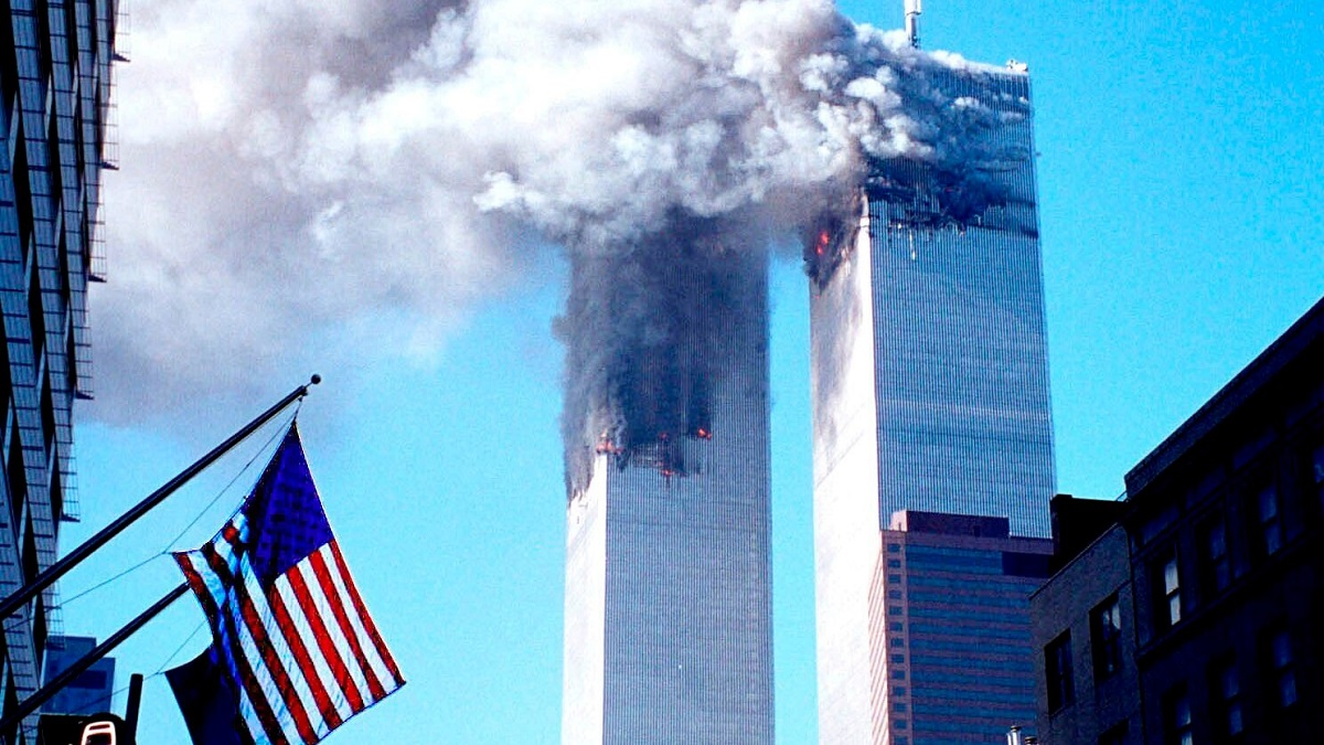 attacco dell'11/9 alle torri gemelle