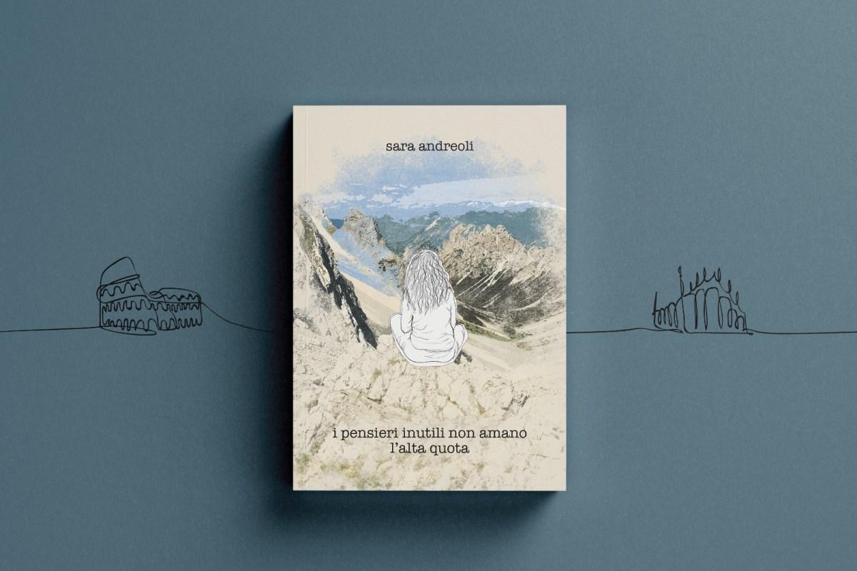Sara Andeoli, copertina del libro
