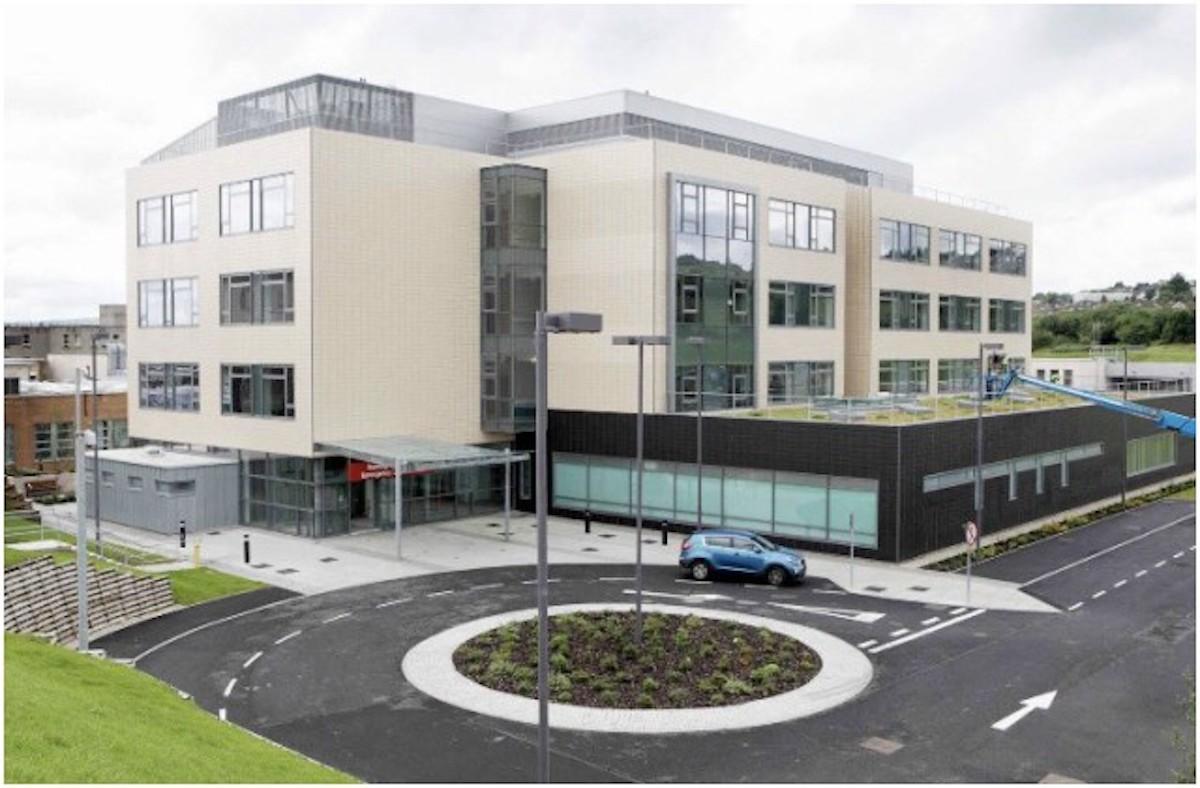 Letterkenny University Hospital, Irlanda