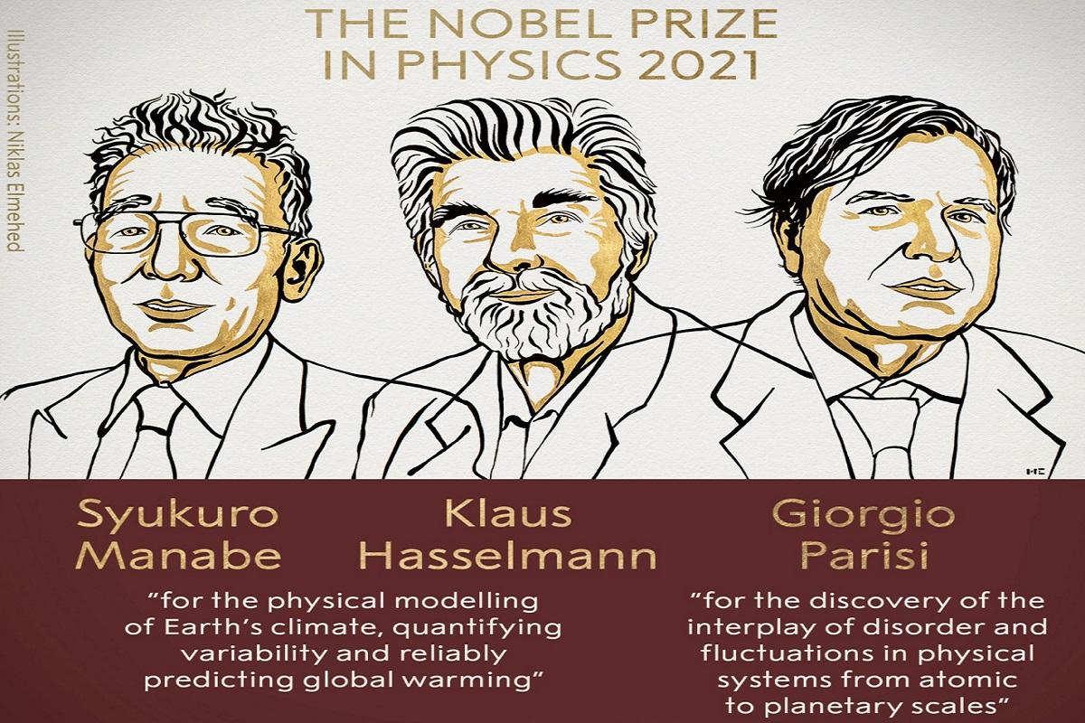 premio nobel per la fisica 2021