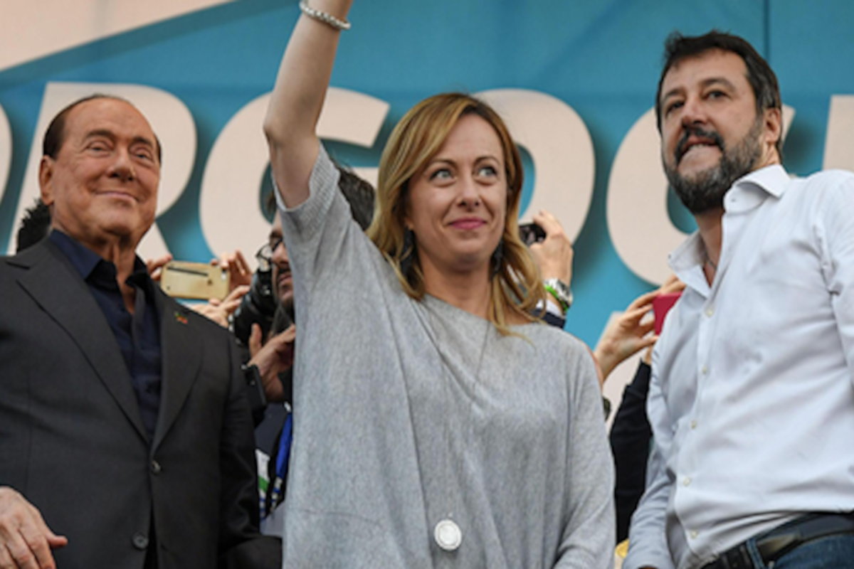 leader della destra italiana