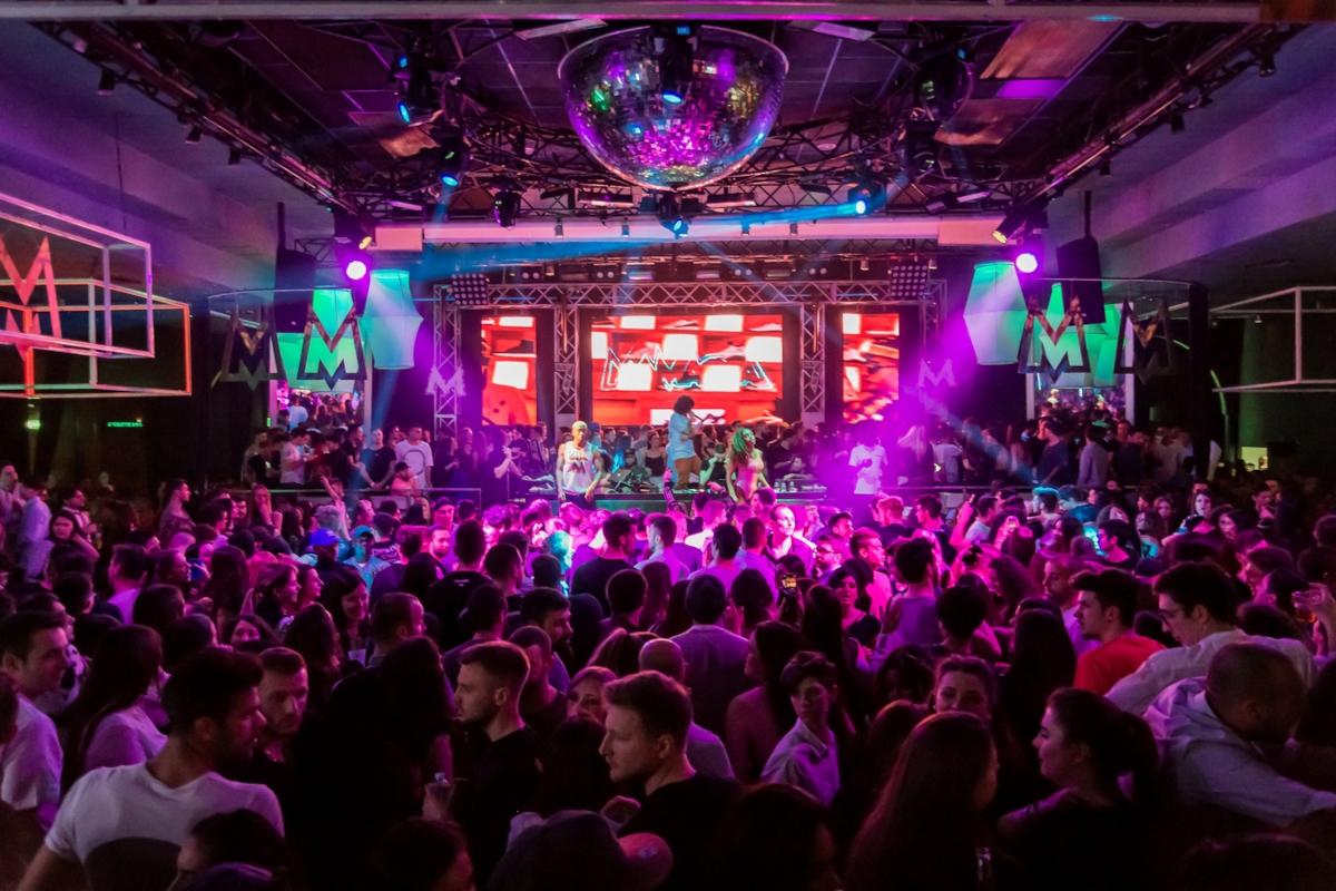 discoteca sala da ballo