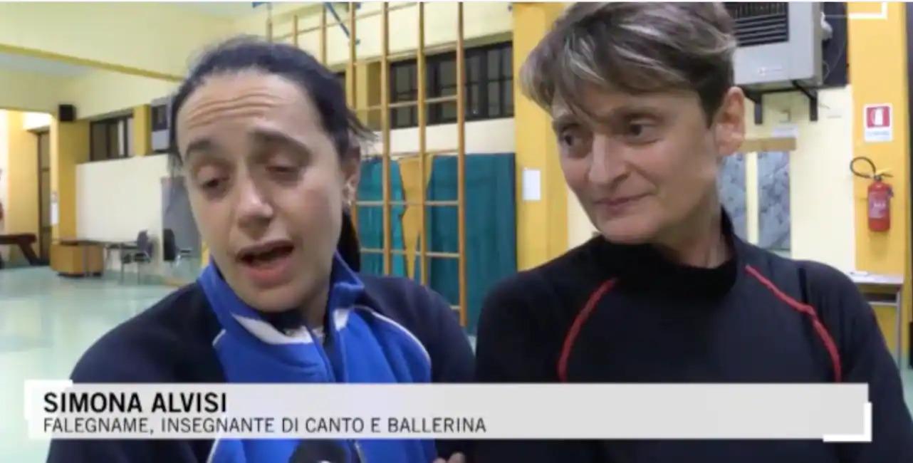 ballerine intervistate